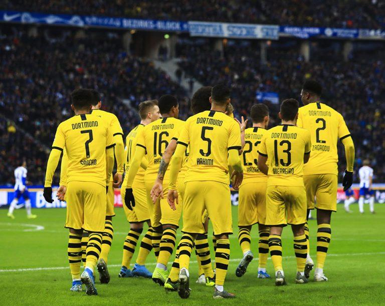 Jelang Duel Kontra Schalke, Dortmund Kehilangan Tiga Pilar Utamanya di Lini Tengah