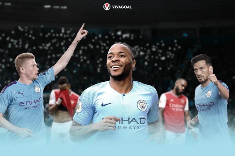 5 Fakta Menarik Usai Arsenal Dibantai Manchester City