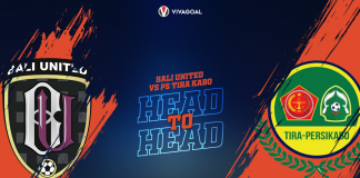 Head to Head Bali United Vs PS Tira Persikabo