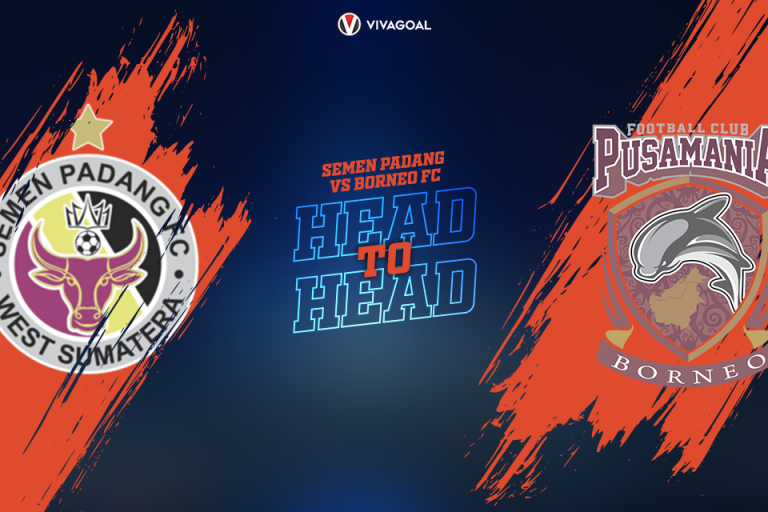Head to Head Semen Padang Vs Borneo FC