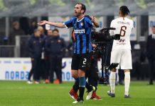 Meski Inter Diimbangi Roma, Diego Godin Tetap Puas