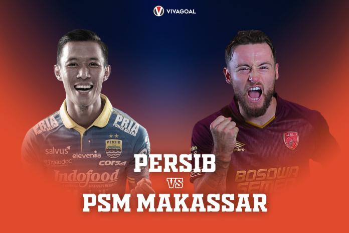 Prediksi dan Head to Head Persib v PSM: Tuan Rumah Pede