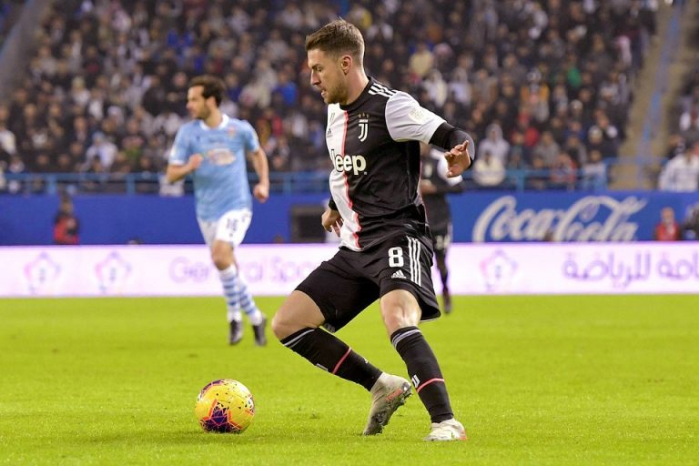 Ramsey Percaya Diri Juventus Bisa Melangkah ke Perempat-Final