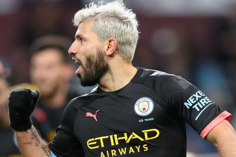 Hattrick, Aguero Catatkan Sepasang Rekor Baru Premier League