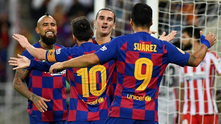 Barcelona Kalah, Griezmann Enggan Kambing Hitamkan VAR