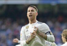 Ramos: Semoga Messi Jalani Hari Yang Buruk Di Bernabeu
