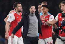 Cara Arteta untuk Buat Arsenal Seperti Man City