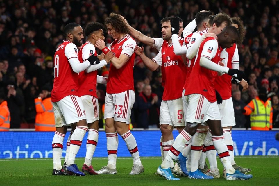 Arsenal Butuh Keajaiban Tuk Menembus Empat Besar