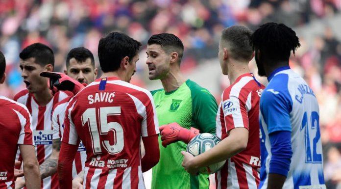 Atletico Diimbangi Leganes Tanpa Gol Di Kandang Sendiri