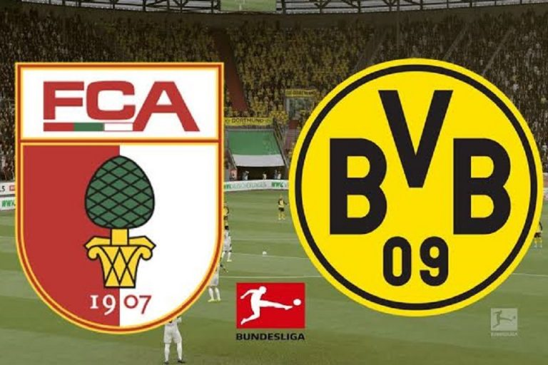 Preview Augsburg vs Dortmund: Sama-sama Butuh Poin Penuh