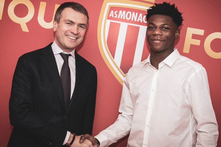 Tikung Wolverhampton, AS Monaco Umumkan Transfer Wonderkid Prancis
