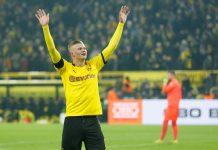 Axel Witsel Sanjung Haaland Terkait Insting Gol