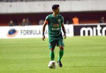 Kapten Tim PS Sleman Buktikan Loyalitasnya Kepada Tim