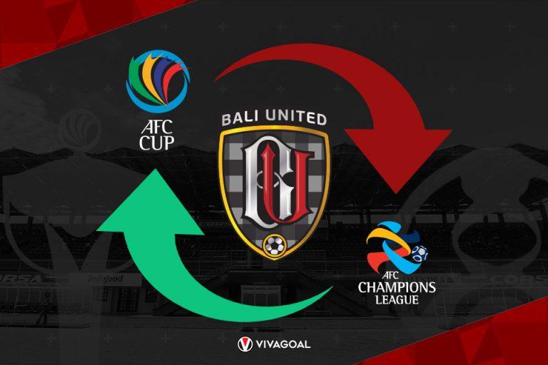Utak Atik Peluang Bali United di Kompetisi Asia