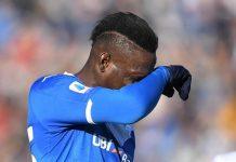 Untuk Kali Kedua, Balotelli Menjadi Korban Rasisme di Serie A!