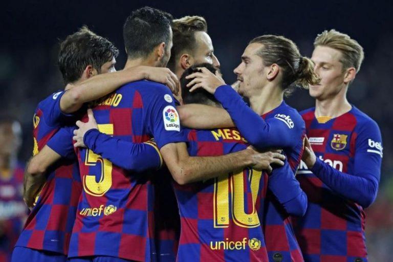Bedah Taktik Baru Barcelona Bersama Setien