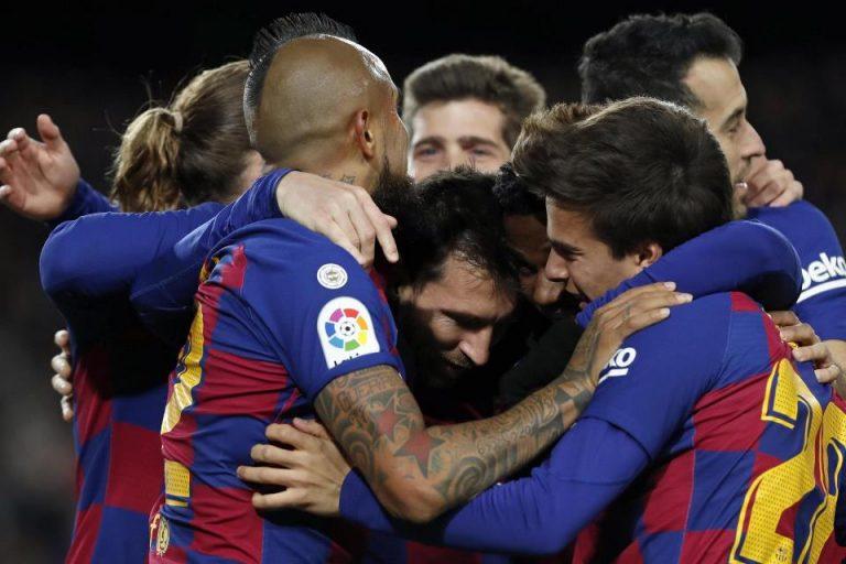 Debut Manis Satien Bersama Barcelona DIkritisi Lawan