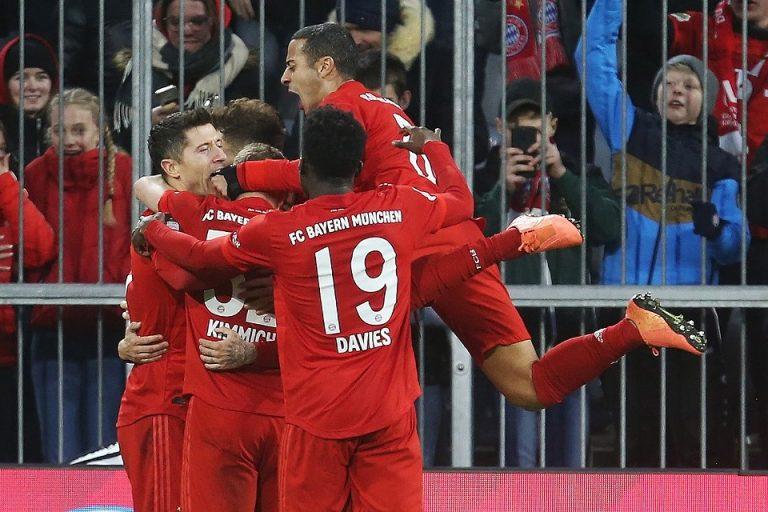 Prediksi Hertha Vs Bayern Munchen: Misi Runtuhkan Domi Keangkeran Olimpia