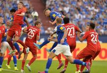 Bayern Munchen vs Schalke