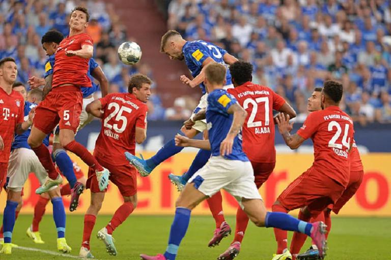 Head to Head Bayern Munchen vs Schalke: Sejarah Tak Berpihak ke Tim Tamu