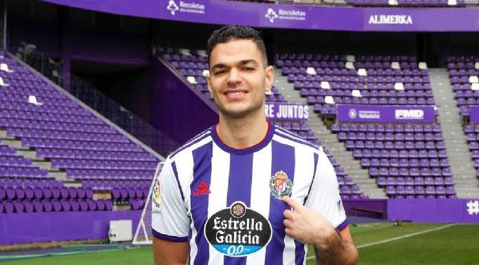 Ben Arfa Real Valladolid