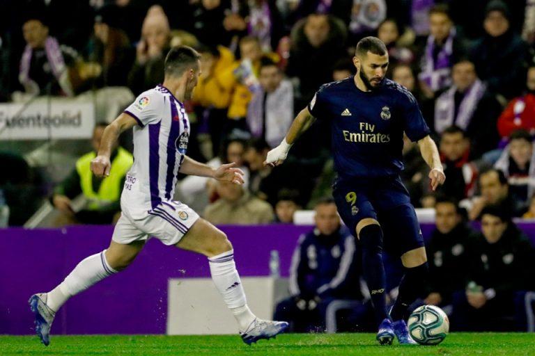 Benzema Mandul, Zidane Membela