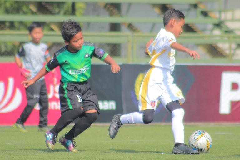 Minang Tipis Atas Bintang Primavera, Boyke Adam FC Kunci Tiga Poin