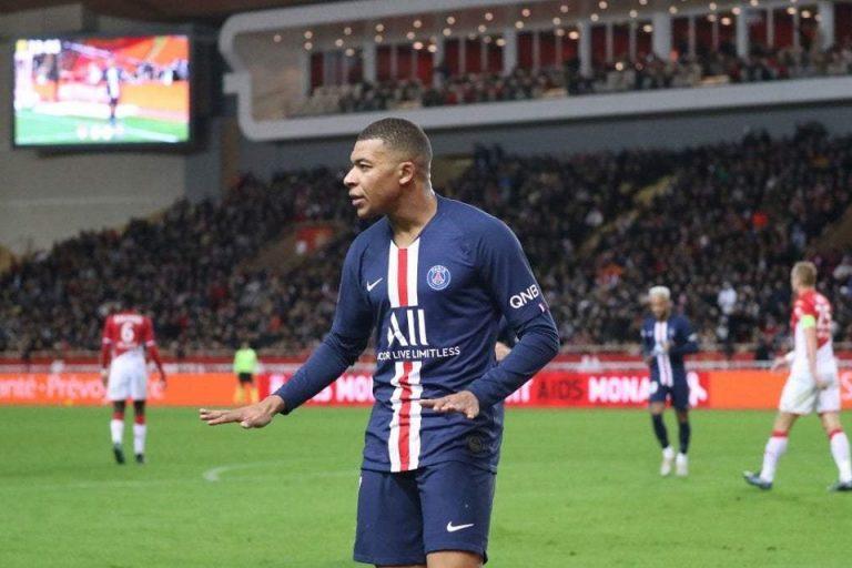 Brace Mbappe Menangkan PSG 4-1 Atas AS Monaco