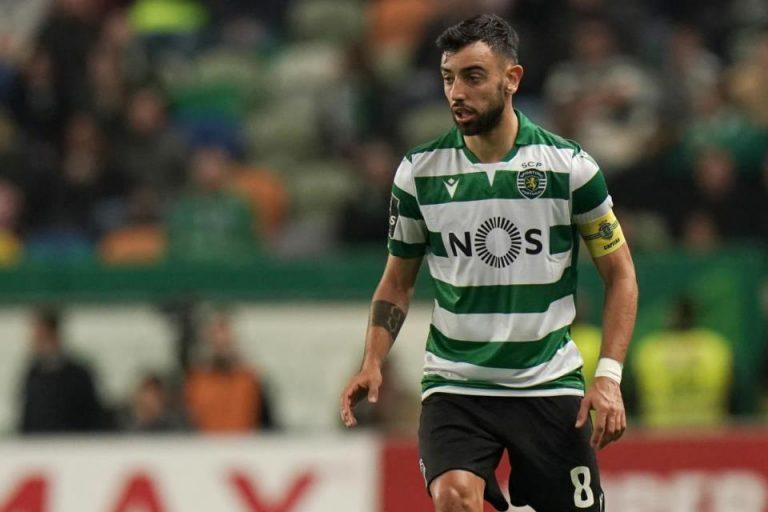 Sporting Ingin MU Tebus Bruno Fernandes dengan Sejumlah Uang Plus Pilarnya