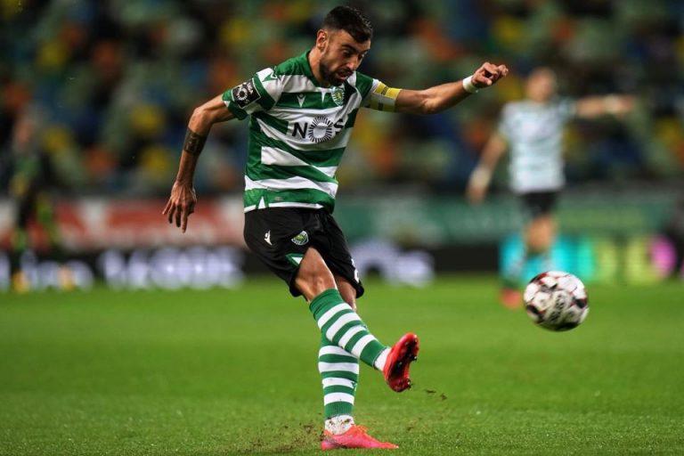 Bruno Fernandes: Saya Ingin ke Liga Inggris