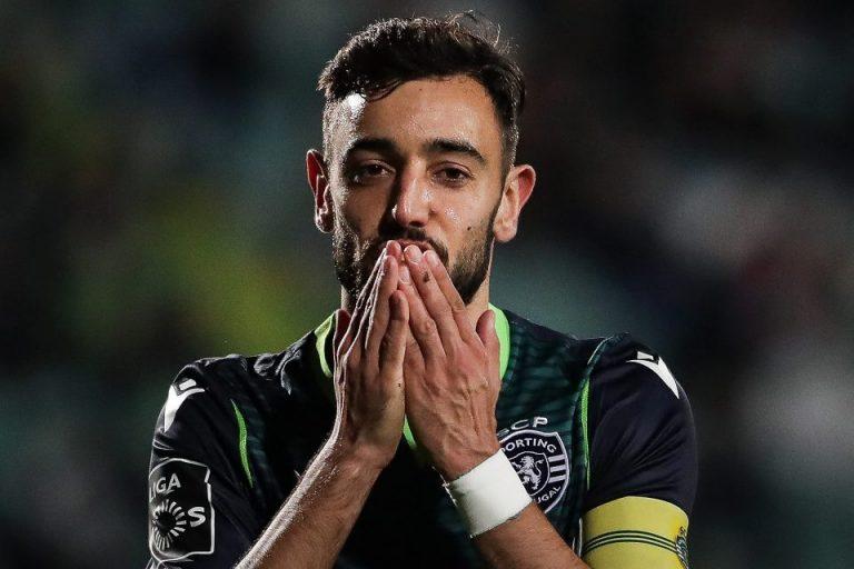 Bruno Fernandes Makin Dekat ke MU, Pelatih Sporting CP Berkomentar