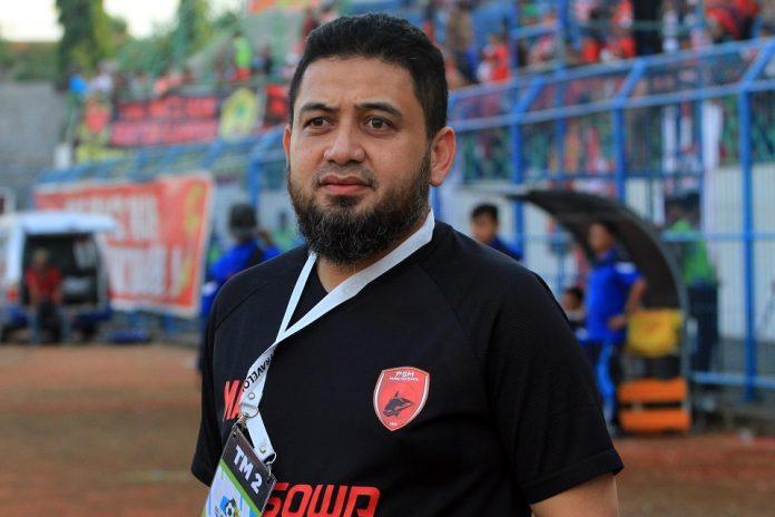 CEO PSM Munafri Arifuddin
