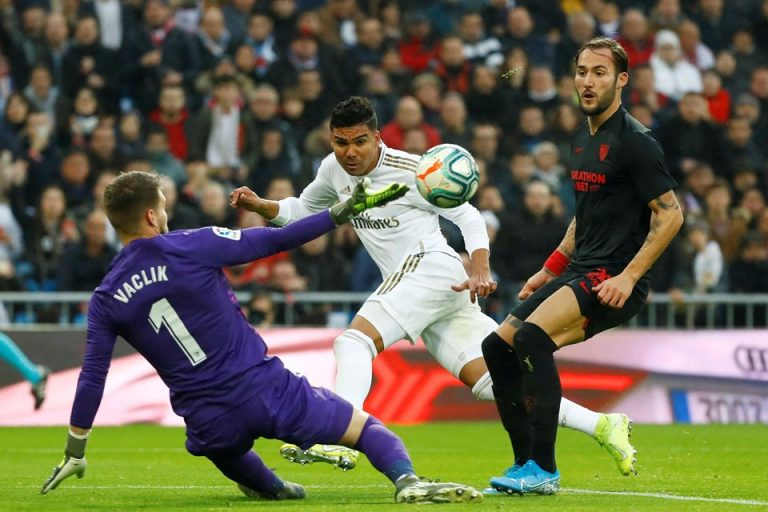 Jadi Pahlawan Kemenangan Madrid, Casemiro Bangga