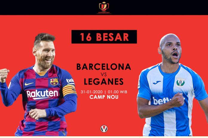 Prediksi Barcelona vs Leganes: Misi Berat di Camp Nou