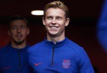 De Jong Sebut Trofi Liga Champions Lebih Penting Ketimbang LaLiga