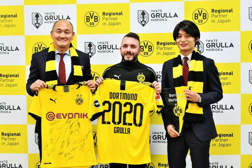 Alasan Dortmund Jajaki Kerjasama dengan Tim Semenjana Jepang