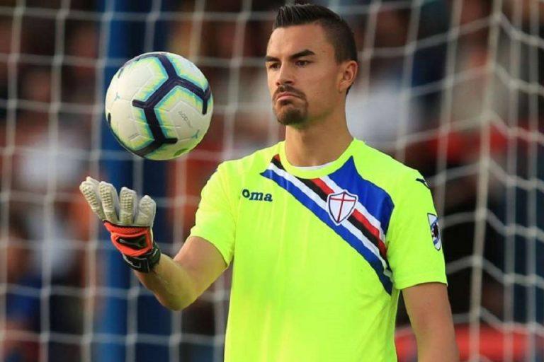 Kiper Sampdoria Ini Bangga Miliki Darah Indonesia