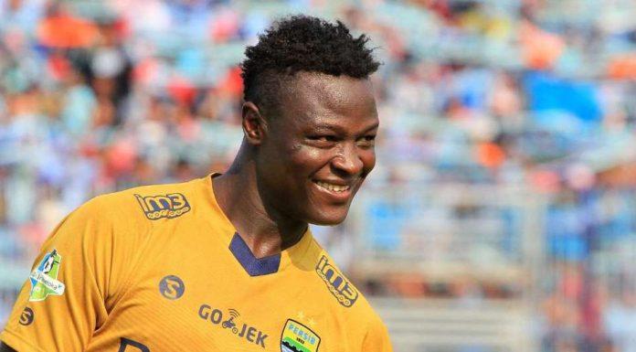 Ezechiel Membelot Gabung ke Bhayangkara FC