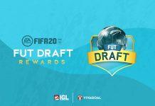 Berbagai Hadiah Menarik di FUT Draft FIFA 20 FUT