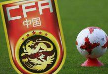 Federasi Sepakbola China (CFA)