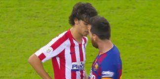 Felix dan Messi