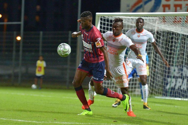 Striker Kongo Coba Peruntungannya di Tim Liga 1, Siapa?