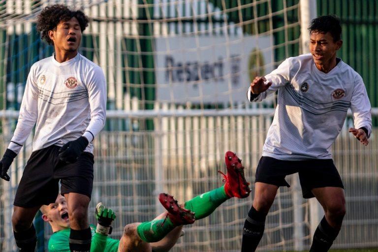 Ditantang Juventus, Garuda Select Jalani Ujian Berat