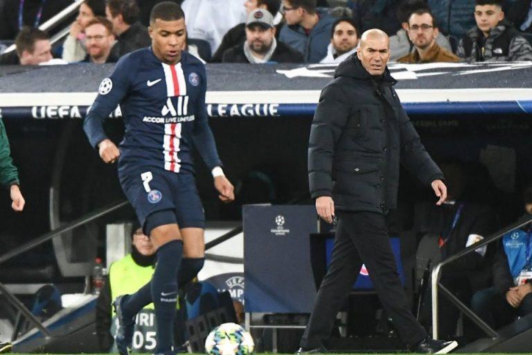 Gelagat Mbappe-Zidane Bikin Rumor Transfer Memanas