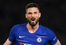 Giroud Perpanjang Masa Bakti di Chelsea Hingga Musim Depan