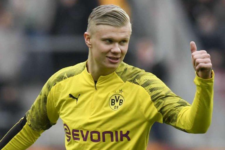 Harapan Besar Kapten Dortmund kepada Erling Haaland