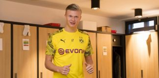 Haaland Dortmund Jelas dan Konkret, MU Cuma Basa Basi