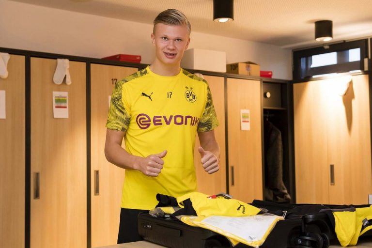 Reus Lihat Lewandowski Pada Sosok Erling Haaland