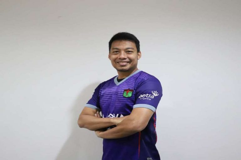 Alasan Hamka Hamzah Gabung Tim Promosi Liga 1