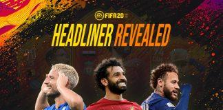 7 Pemain yang Masuk ke Dalam Card Headliner FIFA 20
